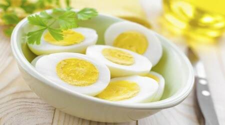 eggs, healthy foods, benefits of eating eggs, indian express