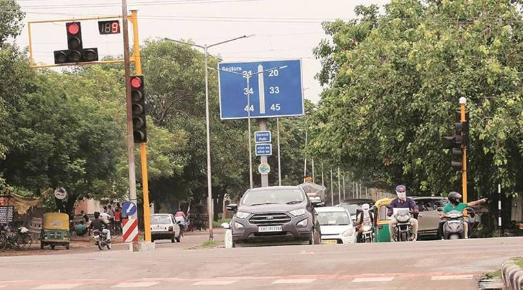 'Engineering faults' to blame for mishaps at two of Chandigarh's deadliest traffic junctions