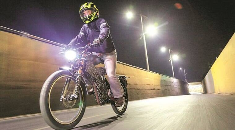 Pune start-up to launch EV that 'looks like bicycle and acts like motorcycle'