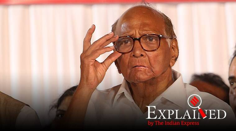 express explained, ncp in maharashtra, sharad pawar's ncp, ncp fallin apart, Nationalist Congress Party, lok sabha elections, explained news, indian express