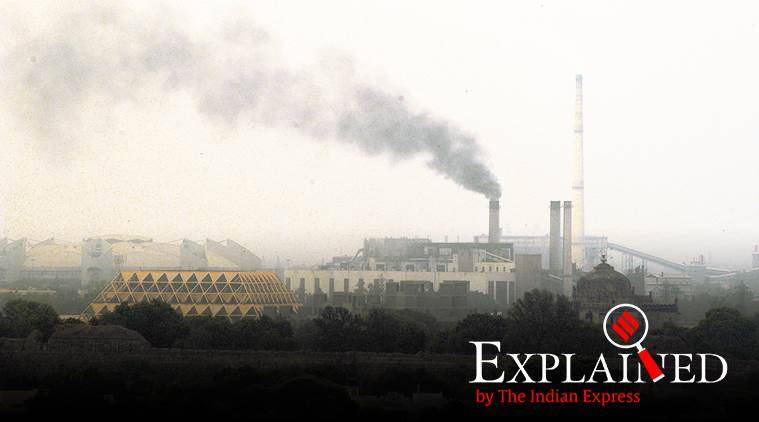 polltution, factory pollution, polluted cities, polluted cities on india, factories creating pollution, express explained, indian express