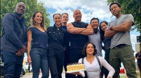 Stuntman injury halts production on Fast & Furious 9