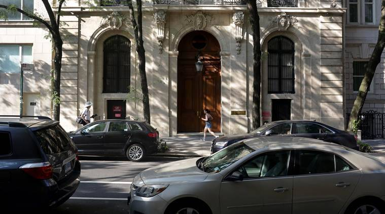 The $56 million mansion where Jeffrey Epstein allegedly abused girls