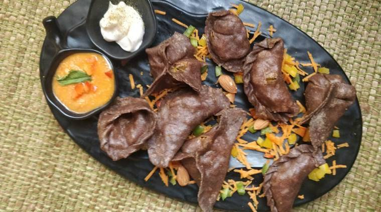 millets, superfood, ragi momos, momolover, how to make momos at home, indianexpress.com, indianexpress, shalini rajani