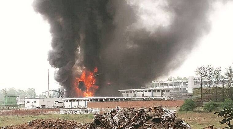 Mohali: 2 killed, 12 injured in fire at Derabassi chemical factory