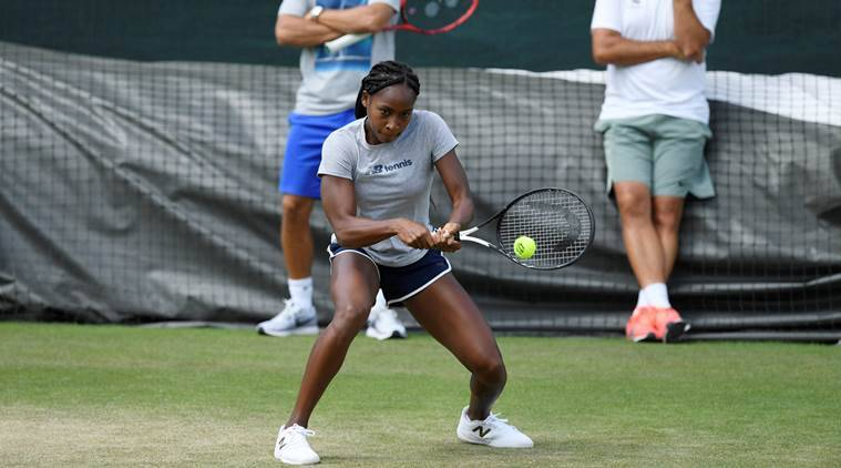 The Serena Williams moment that inspired Coco Gauff to play tennis