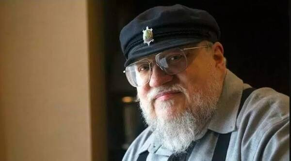 george rr martin on game of thrones