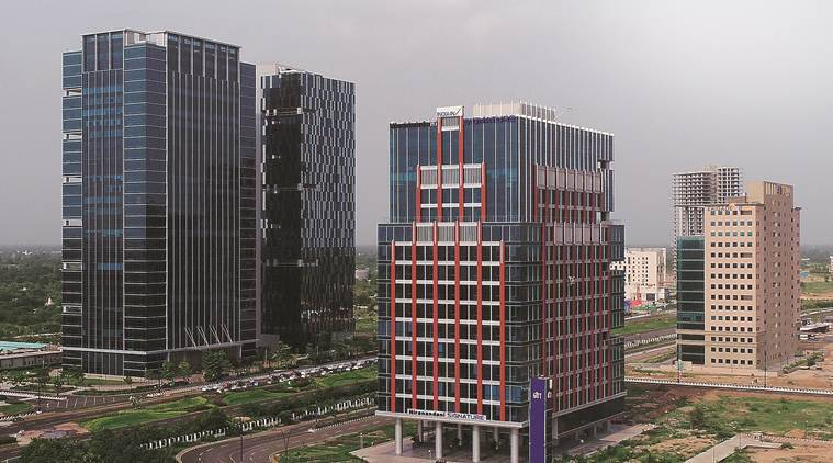 Gujarat International Finance Tec-City (GIFT City), gujarat smart city, gujarat tech hub, IL&FS gift city
