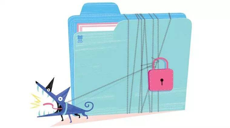 data india, data protection, data protection law, data protection report, srikrishna data protection panel, data breach, personal information, personal data breach, indian express news