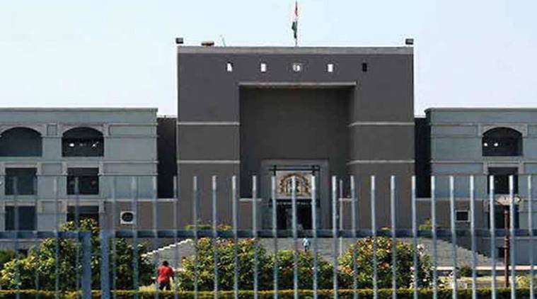 jail term of cow slaughter convict suspended, gujarat high court, rajkot, gujarat news, ahmedabad news, indian express news