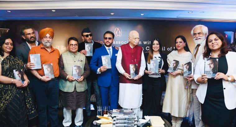 gulshan grover book launch photos