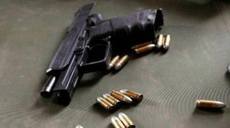 Ahmedabad gets 15% of weapon licenses issued in Gujarat in 2 years