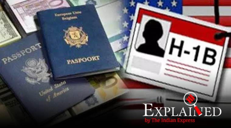 H-1B Visa, US h-1b visa, bench-and-switch scam, indians arrested in bench-and-switch scam, indians in us, us news, express explained,