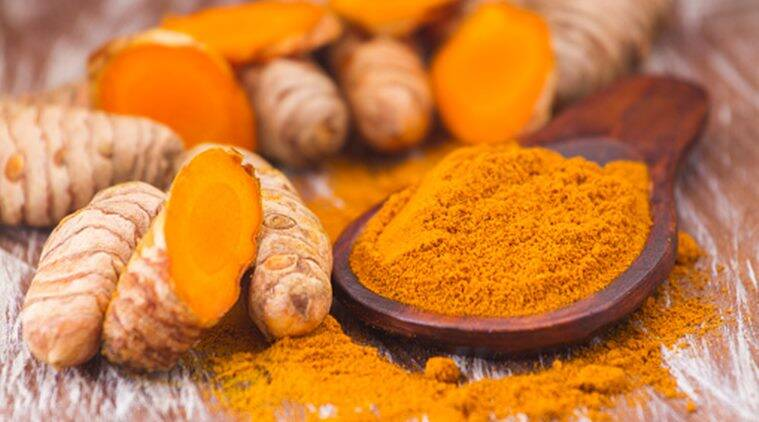 turmeric, health benefits of turmeric, indian express, muscle health