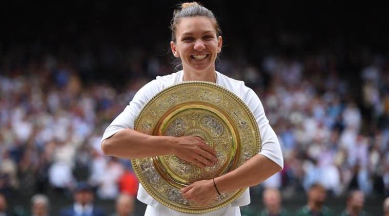 At least I can be Wimbledon champion for two years, says Simona Halep