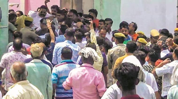 hapur crash, hapur accident, hapur accident death toll, death toll in hapur accident, hapur crash death toll, death toll in hapur crash, india news, Indian Express