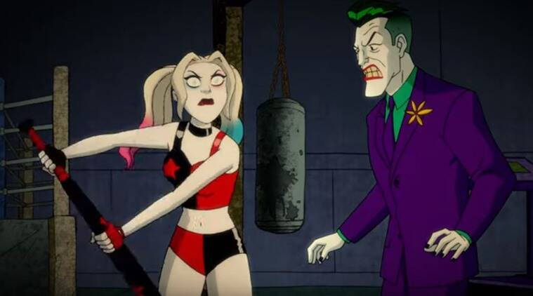 DC Universe's Harley Quinn Comic-Con trailer: Kaley Cucuo sounds perfect as demented supervillain