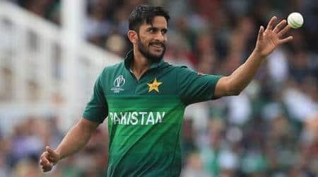 Hasan Ali, Pakistan bowler Hasan Ali