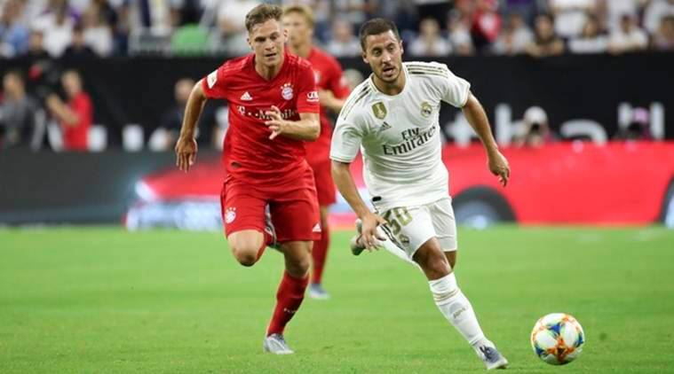 Bayern Munich beat Real Madrid 3-1 in Texas as clubs unveil new signings