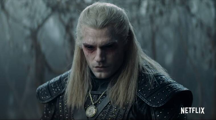 The Witcher teaser: Henry Cavill's fantasy series looks stunning