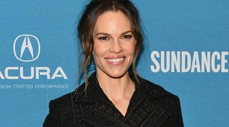 Hilary Swank set to star in The Hunt
