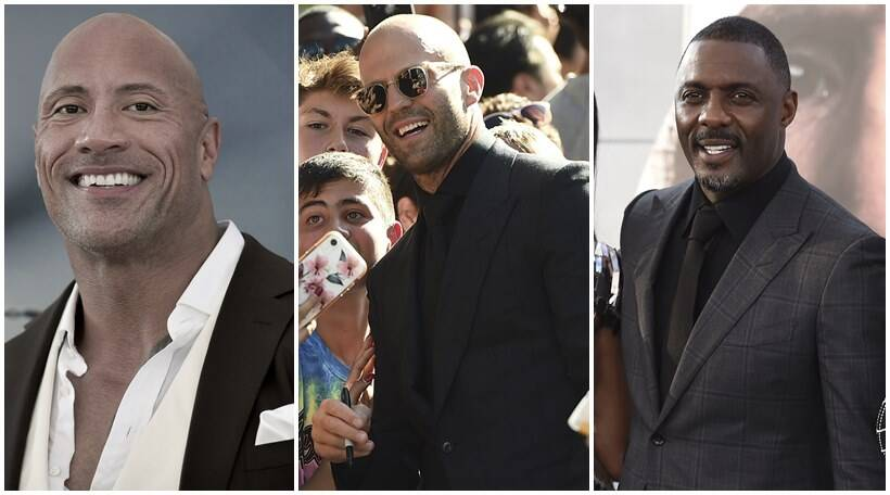 'Hobbs & Shaw' premiere halted after electric sparks cause chaos