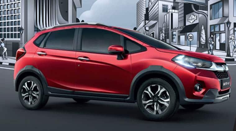 Honda WRV, Honda WRV price, Honda WRV launch, Honda WRV specification, Honda India, Honda cars, Honda, Indian Express, Auto news