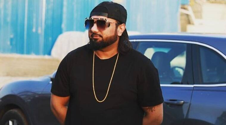 Honey Singh booked for a song
