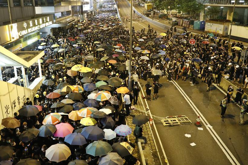 Hong kong protest, hong kong protest photos, hong kong government, hong kong political crisis. world news, indian express