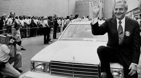 The world's best known businessman: The rise of Lee Iacocca