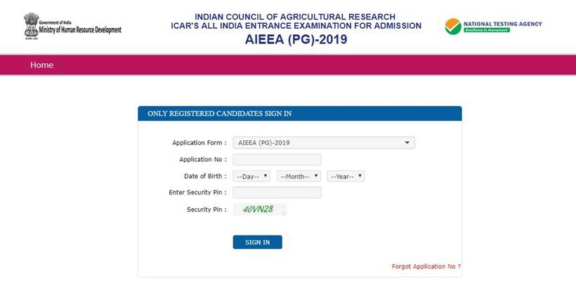 ntaicar.nic.in result, icar, icar result, icar result, icar aieea result 2019, icar aieea result, aieea result 2019, aieea result, icarexam.net, www.icarexam.net, icar aieea counselling date, education news, indian express, indian express news