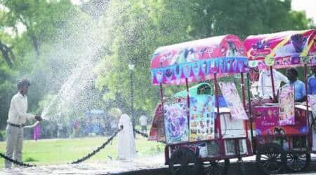 ice cream truck, pilibhit news, Uttar Pradesh news