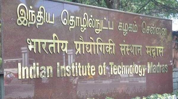 Chennai, IIT student, IIT Professor arrested, IIT-Madras, IIT Madras Faculty, Aero Space Engineering Department, Indian Express News, Chennai News, Tamil Nadu News