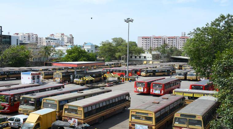 Chennai bus strike, MTC bus strike