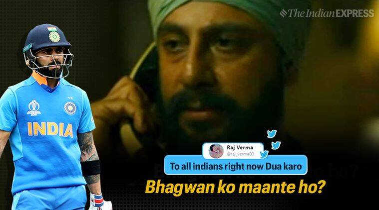 IND v NZ: How Indian fans reacted after Rohit, Virat and Rahul departed leaving India at 5/3