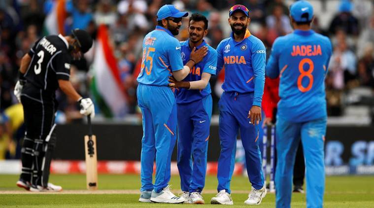 Angry Indian Fans Burn Poster Of Virat Kohli And MS Dhoni