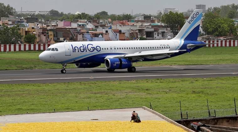 Delhi-bound IndiGo flight returns after engine catches fire mid-air, Goa minister aboard