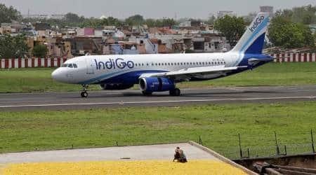 Delhi-bound IndiGo flight returns after engine catches fire mid-air, Goa minister aboard