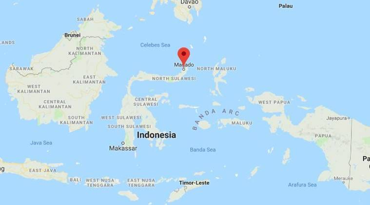7.1 magnitude quake strikes eastern Indonesia