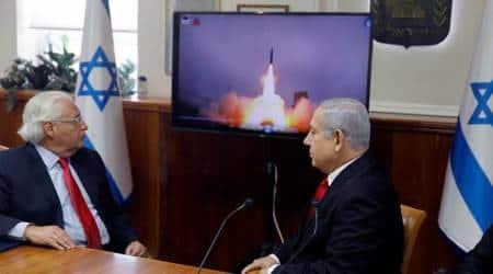 gaza rocket, israeli pm benjamin netanyahu, islamic jihad, world news, indian express