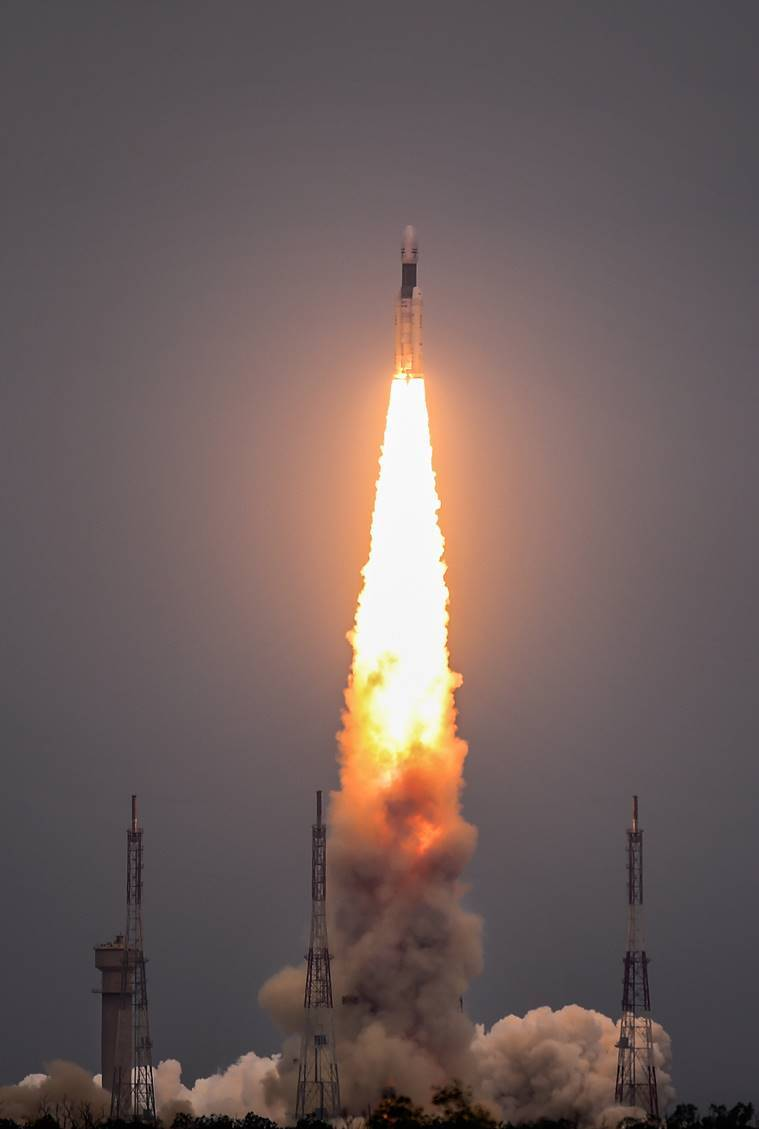 Chandrayaan 2 launched, Chandrayaan 2, ISRO, ISRo future mission, Mangalyaan 2, Gaganyaan, Skhurayaan, Mars Mission, K Sivam, Indian Express