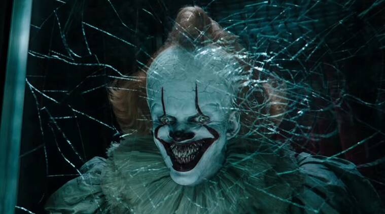 'It Chapter Two': Watch Pennywise's Bloody Return in Terrifying New Trailer