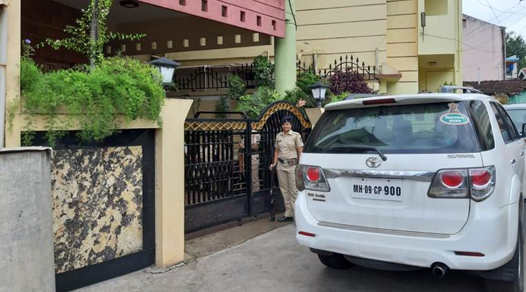IT dept raids residence of NCP leader Hasan Mushriff, his family