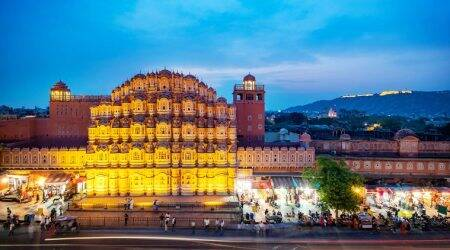 hawa Mahal, Hawa Mahal Jaipur, indian express, unesco world heritage site, unesco, indian express
