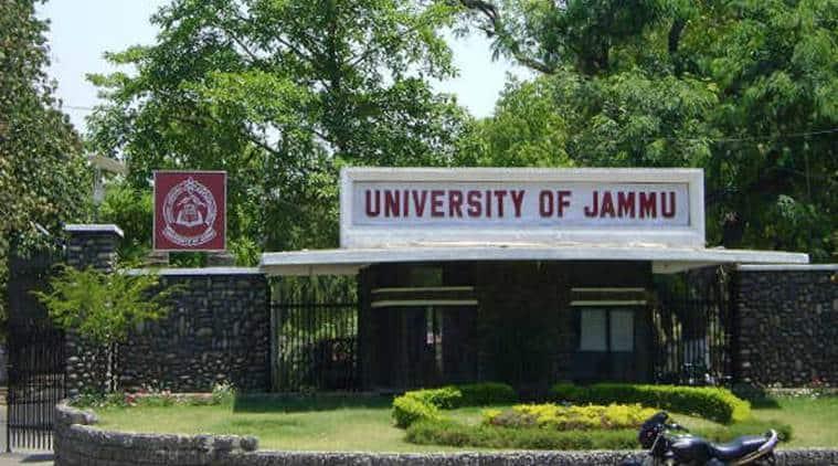 Jammu University, RUSA, University for Jammu, RUSA, Rashtriya Uchchatar Shiksha Abhiyan
