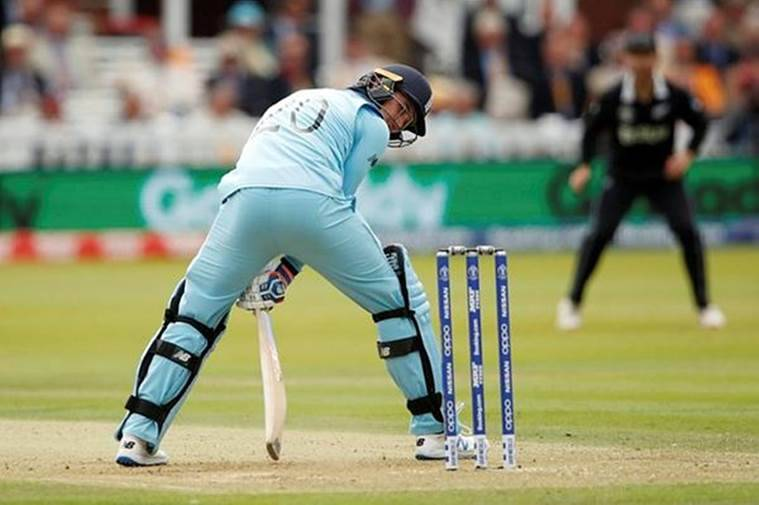 Did umpire error gift England the ICC World Cup?