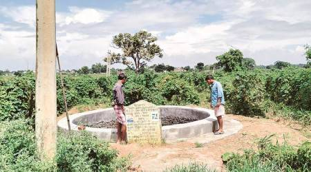 Rajkot: 2 kids die after falling into well on agricultural farm