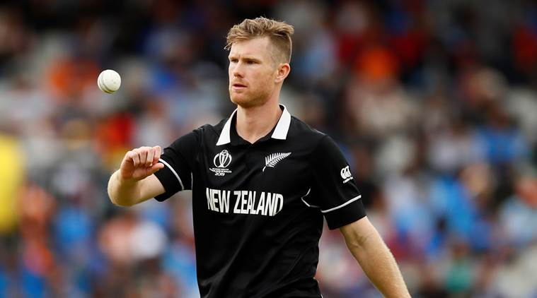 New Zealand vs England