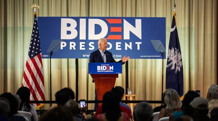 Bidens earned  million after 2016, challenging 'middle-class Joe' image