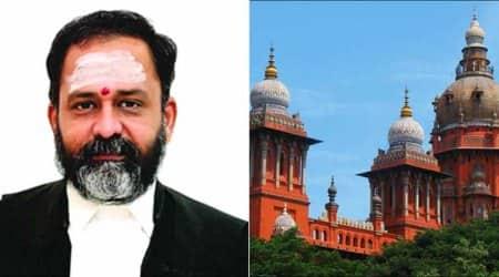 Chennai, Chennai News, Tamil News, Madras High Court, Justice GM Swaminathan, Bar Members, Judicial case, Hindu Marriage Act, Indian Express News
